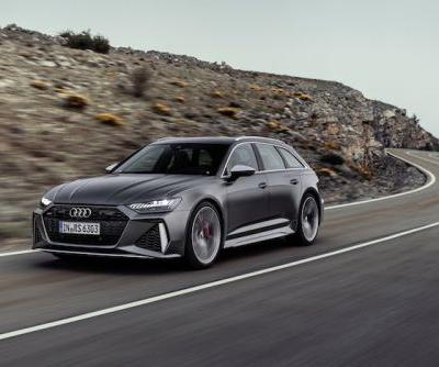 New Audi RS6 Avant coming to US, powered by 4 litre V8