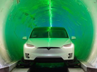 Elon's Vegas Loop Runs Afoul Of Pesky Safety Regulations Keeping You From Burning Alive: Report