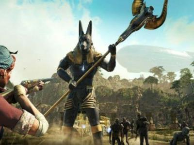 New Strange Brigade Screens Brings Gods, Monsters, and a Blimp