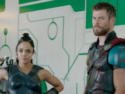 'Men in Black' Reboot Reteams 'Thor: Ragnarok' Warrior Tessa Thompson with Chris Hemsworth
