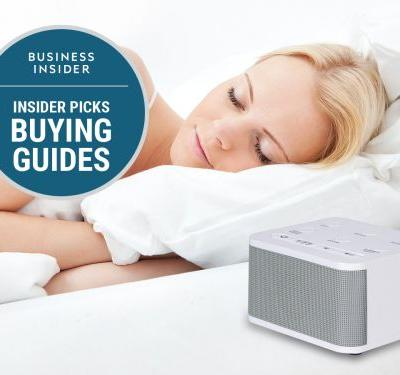 The best sound machines to help you sleep perfectly