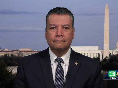 Alex Padilla on delaying impeachment trial: 'Justice delayed is justice denied'