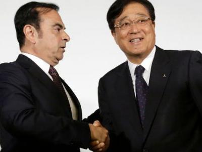 Now Carlos Ghosn Gets the Boot From Mitsubishi