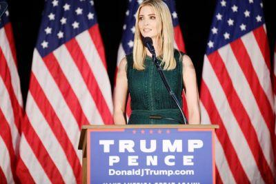 Ivanka Trump Moving Into the White House with Donald Trump Is A Fake Story