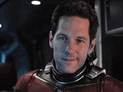 How Paul Rudd Made It Easy For Hasbro To Perfect Its Ant-Man Action Figure