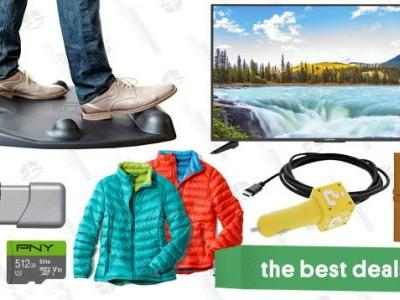 Saturday's Best Deals: Kindle Reads, L.L. Bean Sale, Standing Desk Mat, and More