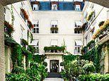 Out of sight! The pick of Paris's best hidden hotels, including Oscar Wilde's old haunt