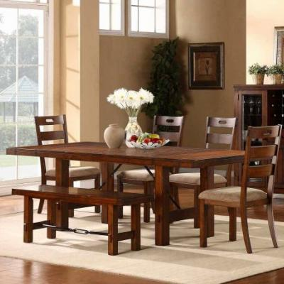 48 Beautiful Dining Room Table Set with Bench Pictures