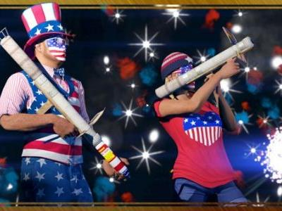 GTA Online celebrates Independence Day with sales and explosions
