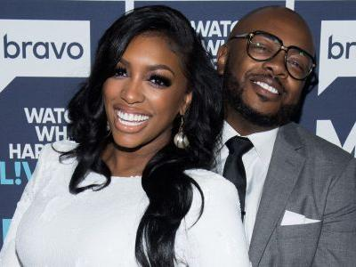 Porsha Williams' Fiancé Dennis McKinley Has 'Never Seen Her More Happy' Since Welcoming New Baby