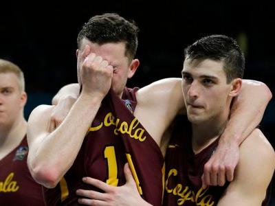 Cinderella going home: Michigan ends Loyola-Chicago's run to Final Four