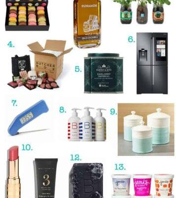 2017 Fifteen Spatulas Holiday Gift Guide