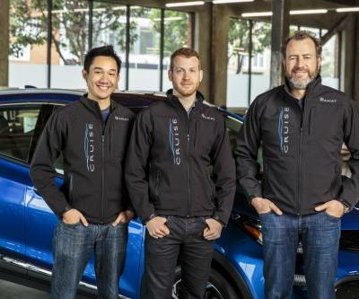 GM's Ammann Takes Reigns of Cruise From Co-Founder Vogt, Now CTO