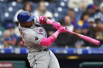 Mets place OF Cespedes on DL with hip injury