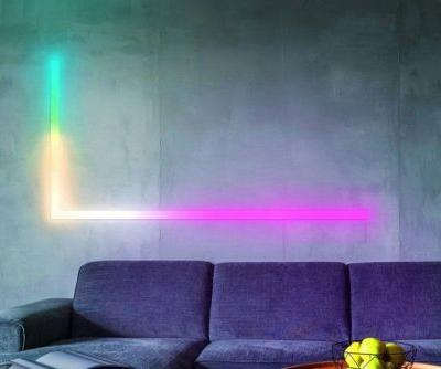 Smart lighting deal: the Lifx Beam Kit is 30 per cent off at Amazon UK today