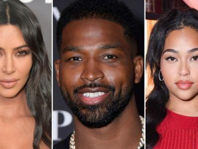 Kim Kardashian Unfollowed Tristan Thompson & Jordyn Woods On IG, So That Means Something