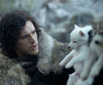 Jon Snow's Direwolf Will Finally Return for 'Game of Thrones' Final Season