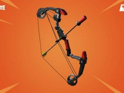 Fortnite's New Weapon, the Boom Bow, Packs An Explosive Punch