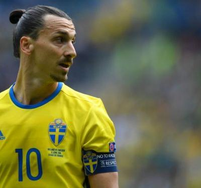 Henrik Larsson reveals why Ibrahimovic wasn't picked for Sweden at World Cup