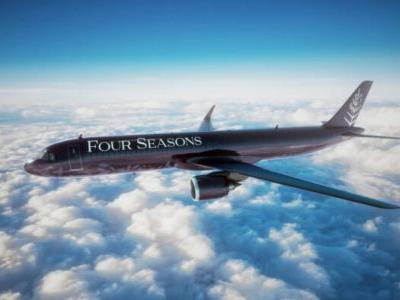 Four Seasons Reveals 2022 Private Jet Itineraries