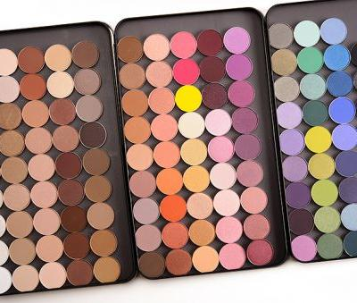 24 x MAC Eyeshadow Quad Ideas