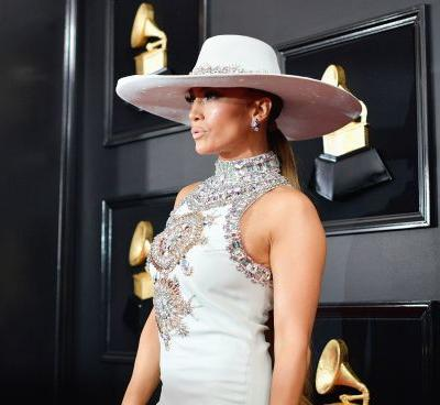 Hats & Headpieces At The 2019 Grammy Awards Were The Most Popular Accessories