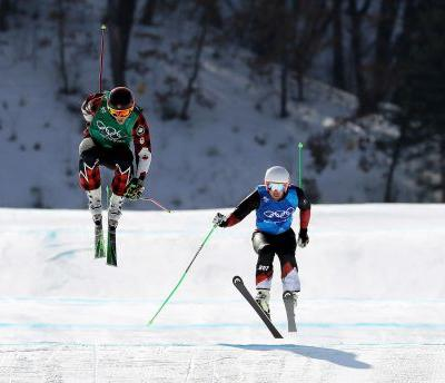 Leman earns Olympic gold for Canada in men's skicross