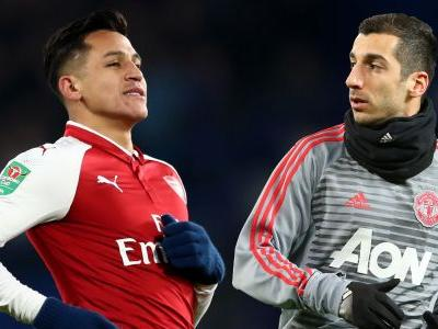 January transfer news & rumours: Alexis & Mkhitaryan in straight swap deal