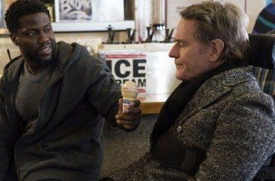 The Upside Review: Kevin Hart & Bryan Cranston Share Great