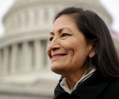 "Deb Haaland Condemned Crowds Apparently Mocking The Indigenous Peoples March As ""Heartbreaking"""