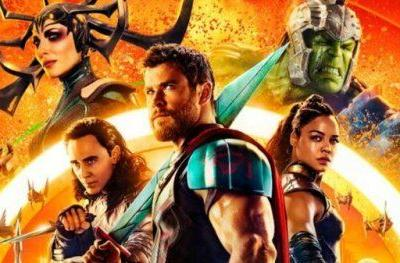 New Thor: Ragnarok IMAX Poster Is a Jaw-Dropping StunnerIMAX has