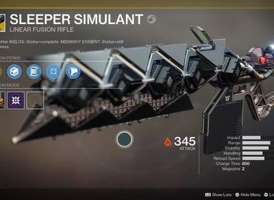 'Destiny 2: Warmind' - How to get Sleeper Simulant