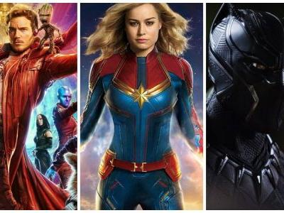 Comic-Con: Black Panther 2, Captain Marvel 2, and Guardians 3 Confirmed!