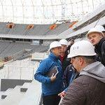 FIFA and LOC assess Russia 2018 preparations