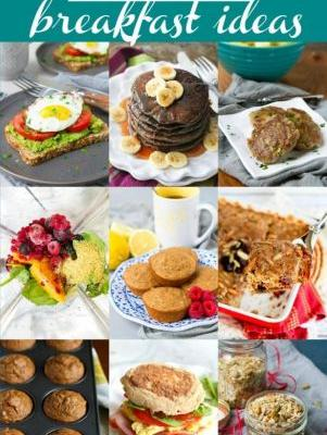 10 Quick & Healthy Breakfast Ideas