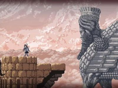Axiom Verge 2 Gets Summer Release Date, Headed to PlayStation Consoles