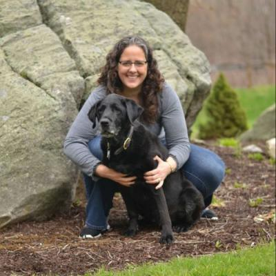 Off-leash with the Guiding Eyes staff: Clover Williams