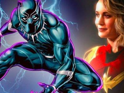 Is Captain Marvel Bringing Back a Black Panther Character?