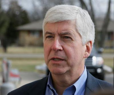 Ex-Michigan Gov. Rick Snyder charged in Flint water crisis