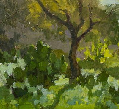 Painting Wisdom from Jill Carver