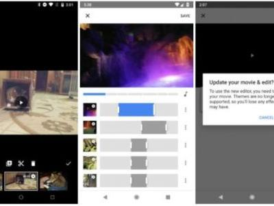 Google Photos Rolling Out A New Movie Editor