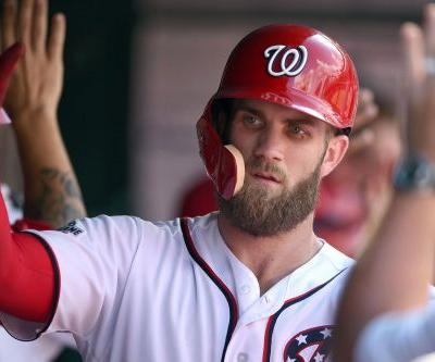 The Bryce Harper smoke may finally be clearing