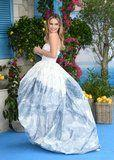 Lily James Wore the Biggest Ballgown, but All You'll Be Able to Focus on Are Her Bridal Heels