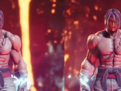 Arika shares footage of Fighting EX Layer running on a PS4 Pro
