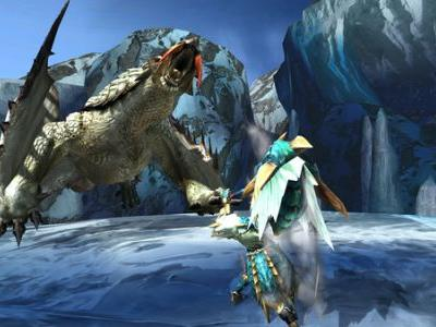 """Capcom working on a Monster Hunter animated series called """"Monster Hunter - Legends of the Guild"""""""