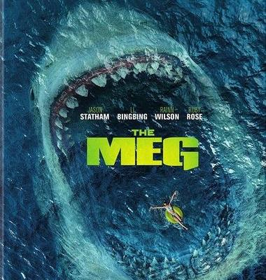 Blu-ray Review: The Meg