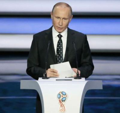 Soccer descends on Russia for World Cup - a chance for Putin to reassert his strength at home