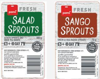 Alfalfa sprouts linked to Salmonella outbreak in New Zealand
