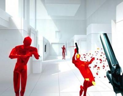 Superhot Out Now for Switch