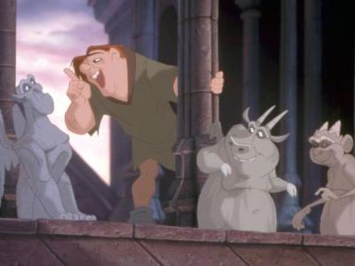 Miss Quasimodo? Disney Is Developing a Live-Action Remake of The Hunchback of Notre-Dame